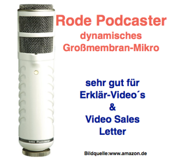 Rode-Podcaster-Grossmembran-Mikro