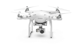 DJI Phantom III Advanced Quadrocopter mit 1080P HD Kamera - 1