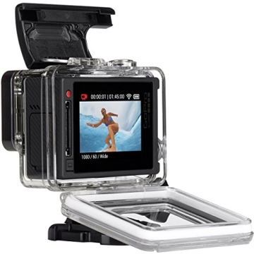 GoPro HERO4 Silver Adventure Actionkamera (12 Megapixel, 41,0 mm x 59,0 mm x 29,6 mm) - 3