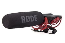 Rode Rycote Edition VideoMic (Line Gradient, Polar Pattern) - 1