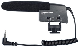 Sennheiser MKE 400 Video Mini-Richtrohrmikrofon für Kameras - 1