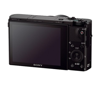 Sony DSC-RX100 IV Digitalkamera (Stacked Exmor RS CMOS Sensor, 40-fach Super-Zeitlupe, 4K Video, Anti-Distortion Verschluss, Pop-Up-Sucher, 24-70 mm ZEISS Vario-Sonnar T) schwarz - 8
