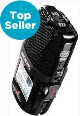 Zoom H2n Handy Recorder + 2GB SD-CARD + APH-2n Zubehör Set H2 Next - 1