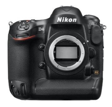 Nikon D4 ( 16.6 Megapixel (3.2 Zoll Display) ) -