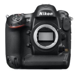 Nikon D4 ( 16.6 Megapixel (3.2 Zoll Display) ) - 1